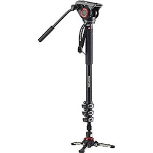 Manfrotto XPRO - Best Monopods for On-the-Go Photographers - FilterGrade