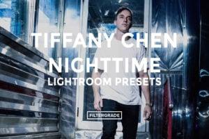 Featured - Tiffany Chen Nighttime Lightroom Preset - FilterGrade