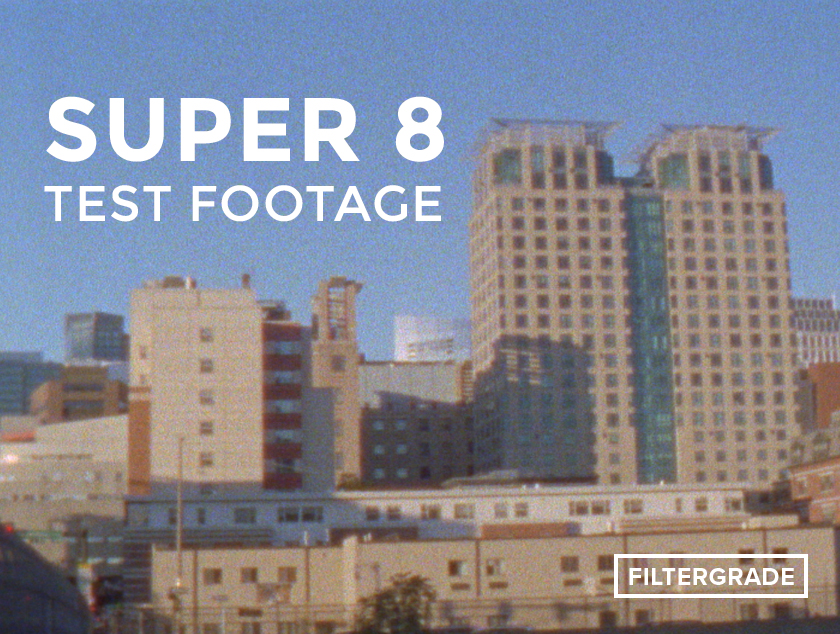 Super 8 Test Footage - FilterGrade Blog