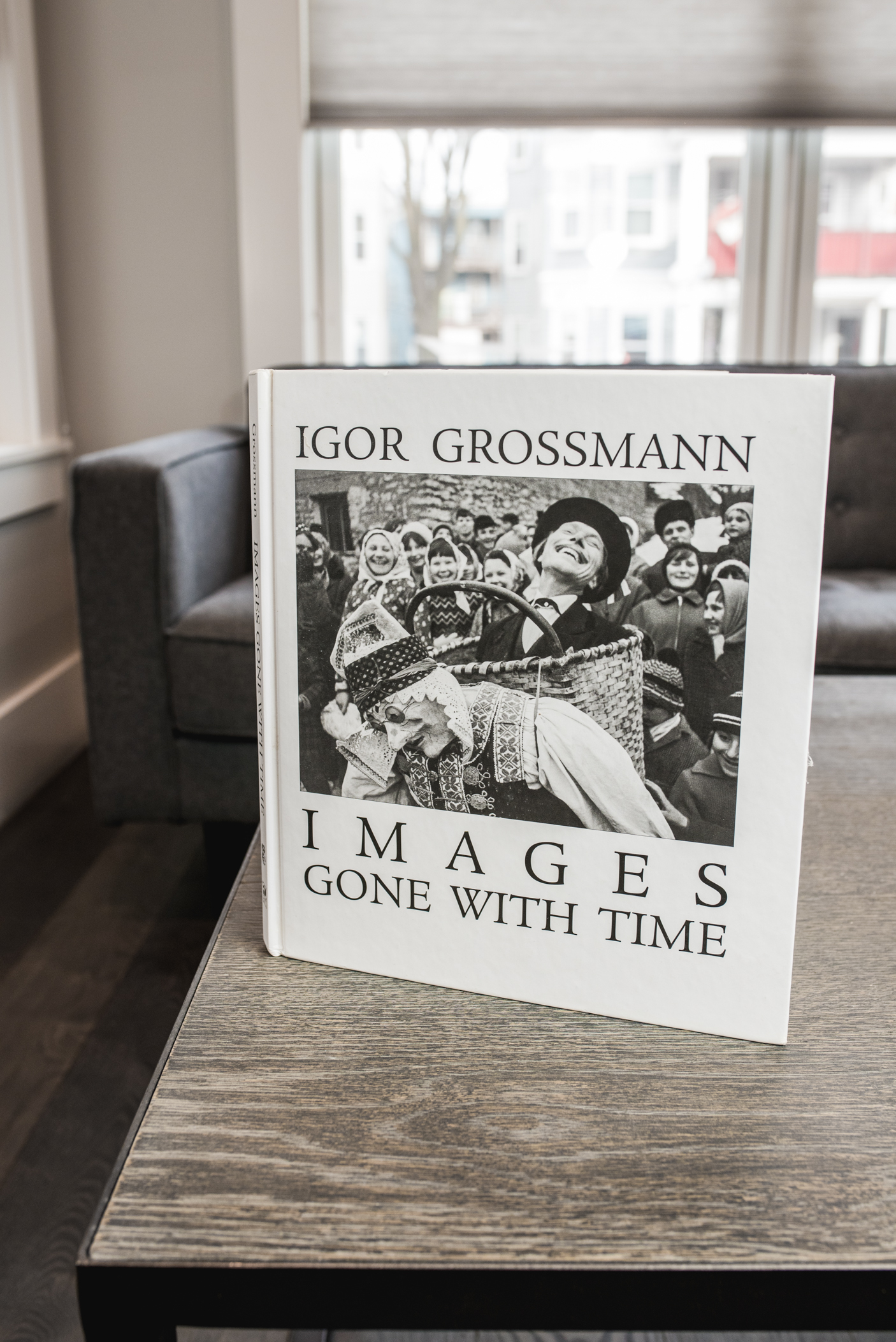 Igor Grossmann: Images Gone With Time - 5 Portrait & Documentary Photo Books - FilterGrade