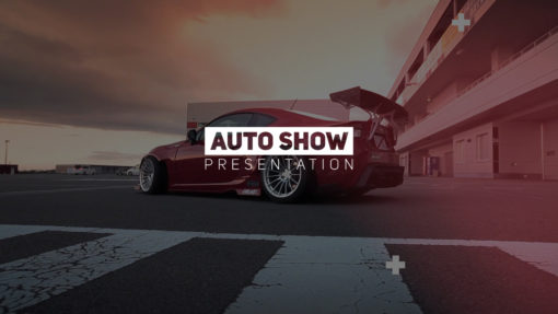 Auto Show Presentation Template for After Effects