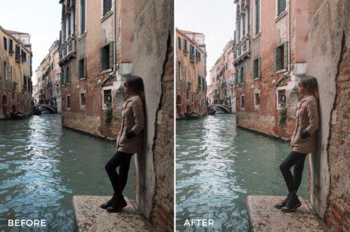 9 Venice Lightroom Presets - Tasos Pletsas - FilterGrade