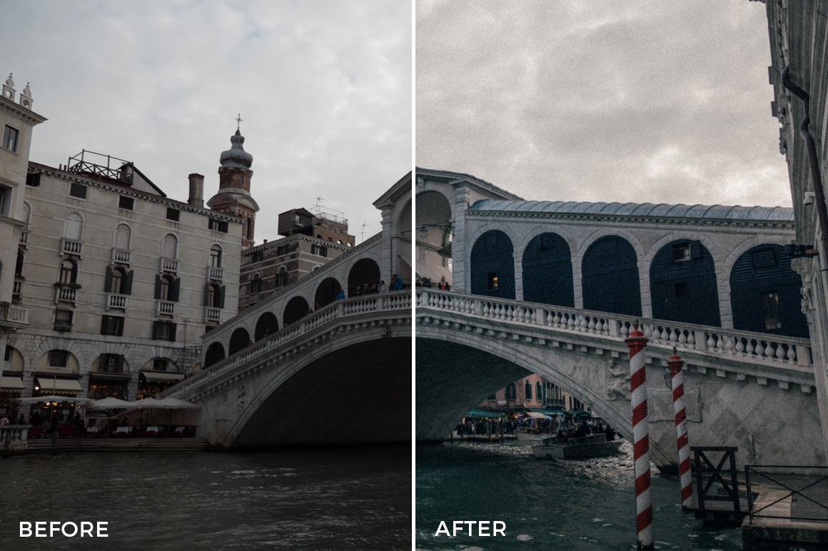 8 Venice Lightroom Presets - Tasos Pletsas - FilterGrade