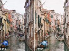 2 Venice Lightroom Presets - Tasos Pletsas - FilterGrade