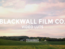 *Featured - Blackwall Video LUTs - FilterGrade