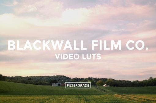 *Featured - Blackwall Video LUTs - FilterGrade