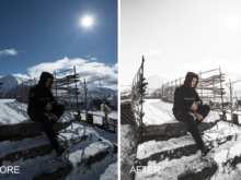 The Rockies 2 - Made2Travel Lightroom Presets - Diogo Dias - FilterGrade