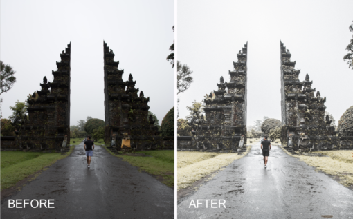 Bali - Made2Travel Lightroom Presets - Diogo Dias - FilterGrade