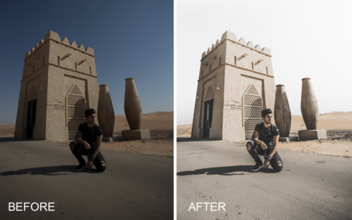 Abu Dhabi - Made2Travel Lightroom Presets - Diogo Dias - FilterGrade