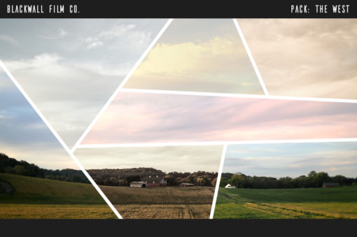 Blackwall Video LUTs - FilterGrade