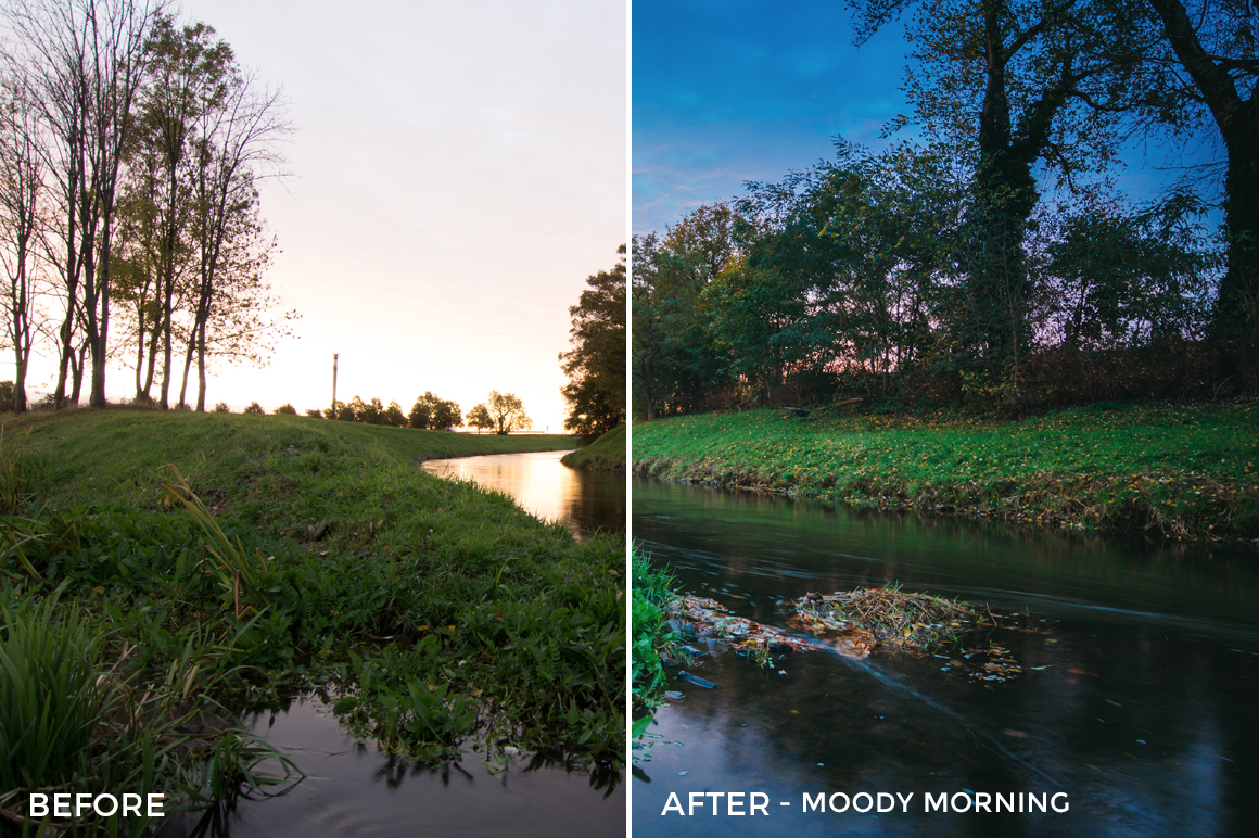 Moody Morning - Luca Habermann Lightoom Presets - FilterGrade