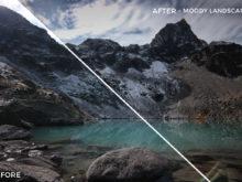Moody Landscape 2 - Luca Habermann Lightoom Presets - FilterGrade