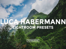 Featured - Luca Habermann Lightoom Presets - FilterGrade