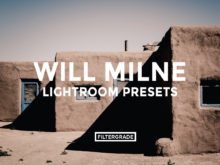Featured - Will Milne Lightroom Presets - FilterGrade