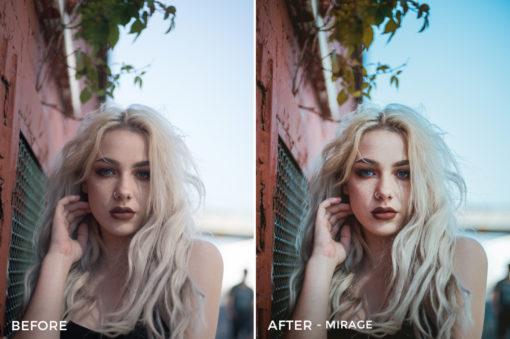 Mirage - Sharath Nair Lightroom Presets - FilterGrade