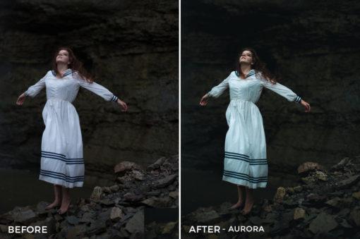 Aurora - Sharath Nair Lightroom Presets - FilterGrade