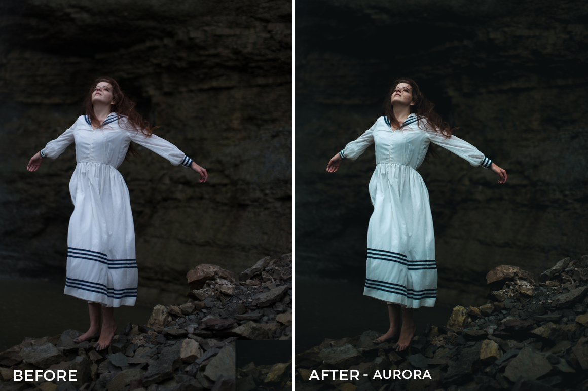 Aurora - Sharath Nair Lightroom Presets - FilterGrade
