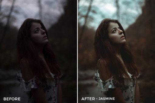 Jasmine - Sharath Nair Lightroom Presets - FilterGrade
