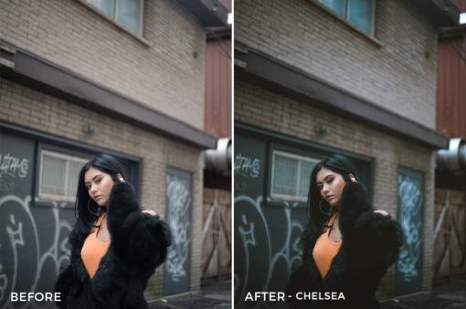 Chelsea - Sharath Nair Lightroom Presets - FilterGrade