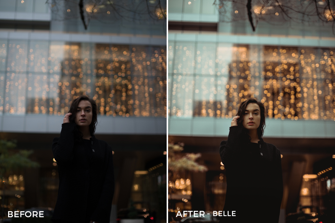 Belle - Sharath Nair Lightroom Presets - FilterGrade