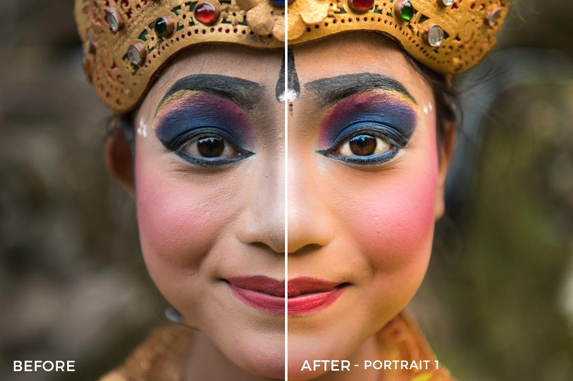 Portrait 1- Sabrina Binkert Lightroom Presets - FilterGrade