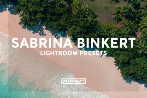 Featured - Sabrina Binkert Lightroom Presets - FilterGrade