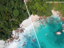Beachfront 4 - Sabrina Binkert Lightroom Presets - FilterGrade
