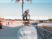 FEATURED - Debiflue & Keeevsch Lightroom Presets - FilterGrade