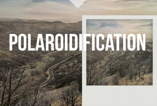 4 Polaroidification Photoshop Actions - Will Milne - FilterGrade