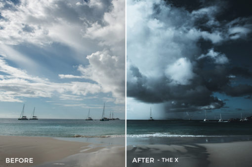 The X - Stephen Karg Xtravagant Design Essential Lightroom Presets Collection - FilterGrade