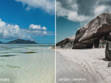 Absinth - Stephen Karg Xtravagant Design Essential Lightroom Presets Collection - FilterGrade