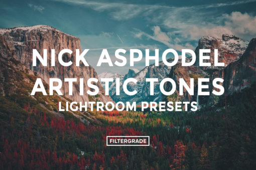 Featured Nick Asphodel Artistic Tones Lightroom Presets - FilterGrade