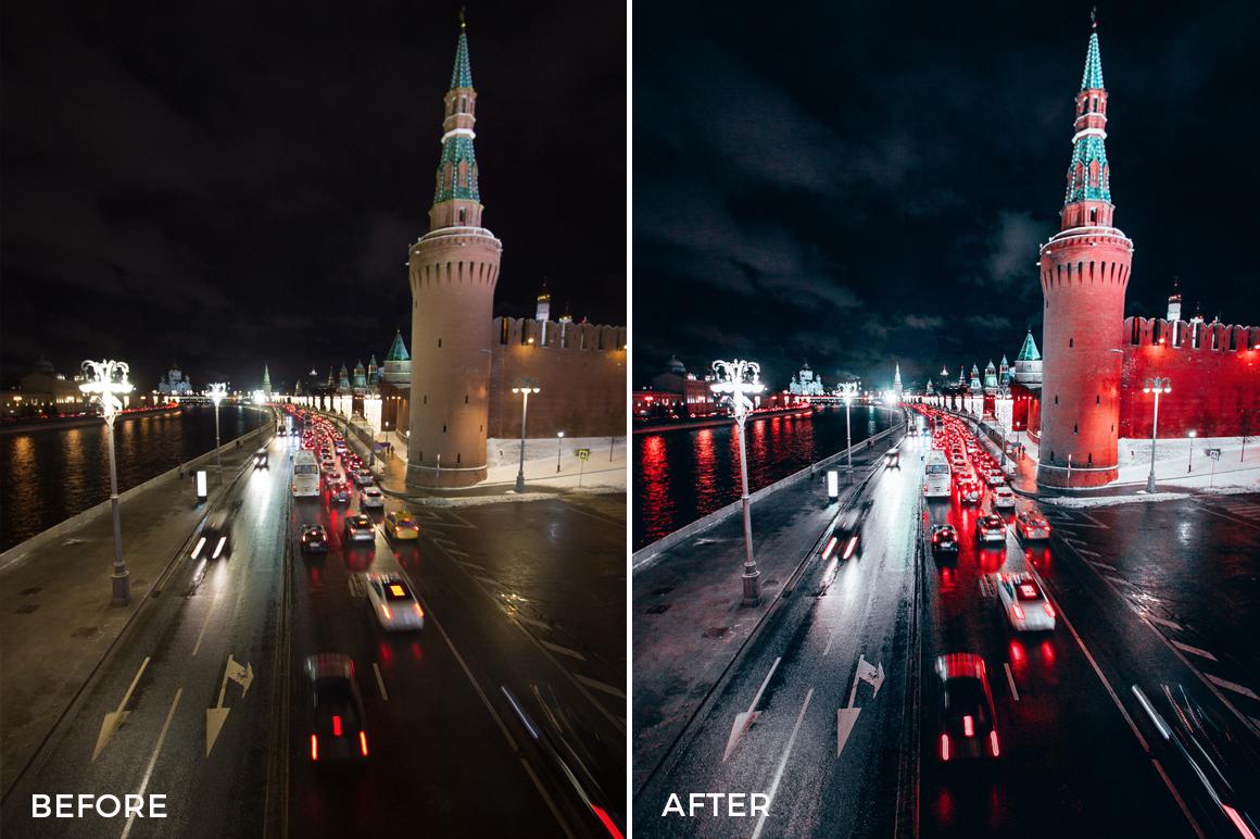 5 Alexander Zhuk Urban & Portrait III Lightroom Presets - FilterGrade