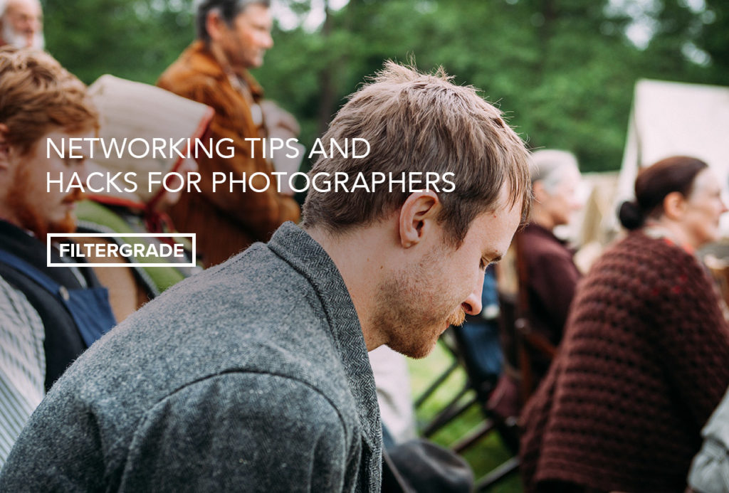 Networking Tips and Hacks for Photographers