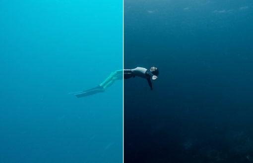 deep blue sea lightroom presets