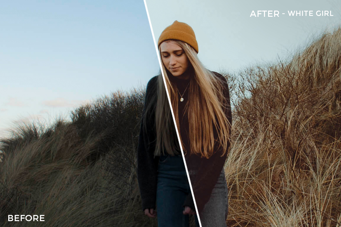 White Girl - David Kennedy Lightroom Presets Vol. 2 - FilterGrade