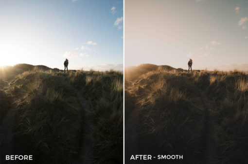 Smooth - David Kennedy Lightroom Presets Vol. 2 - FilterGrade