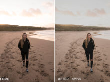 Apple - David Kennedy Lightroom Presets Vol. 2 - FilterGrade