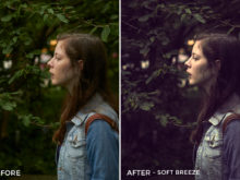 Soft Breeze - Adventure Series - True North Capture One Styles by Mark Binks - FilterGrade