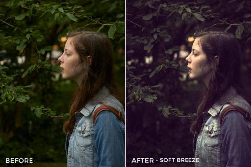 Soft Breeze - Adventure Series - True North Capture One Styles by Mark Binks - FilterGrade