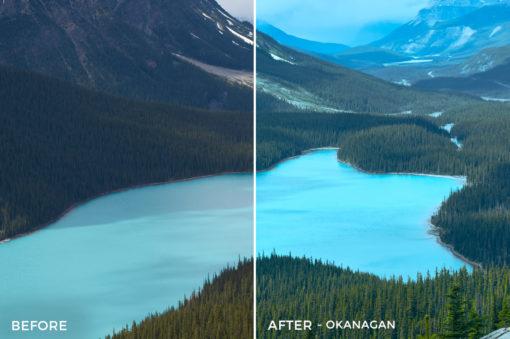 Okanagan- Adventure Series - True North Capture One Styles by Mark Binks - FilterGrade