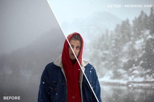Morning Hike - Adventure Series - True North Capture One Styles by Mark Binks - FilterGrade