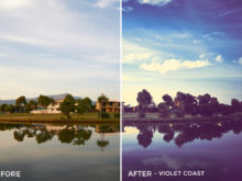 Violet Coast- Adventure Series - Heading South Capture One Styles by Mark Binks - FilterGrade