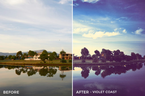 Violet Coast- Adventure Series - Heading South Capture One Styles by Mark Binks - FilterGrade
