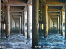 Boardwalk - Adventure Series - Heading South Capture One Styles by Mark Binks - FilterGrade