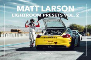 Matt Larson Lightroom Presets Combo Pack - FilterGrade