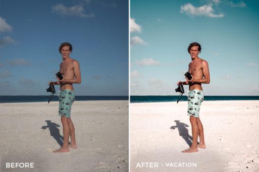 Vacation - Matt Larson Lightroom Presets Vol. 2 - FilterGrade