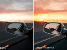 Sunsetter - Matt Larson Lightroom Presets Vol. 2 - FilterGrade