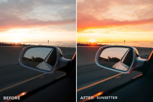 Sunsetter - Matt Larson Lightroom Presets Vol. 2 - FilterGrade