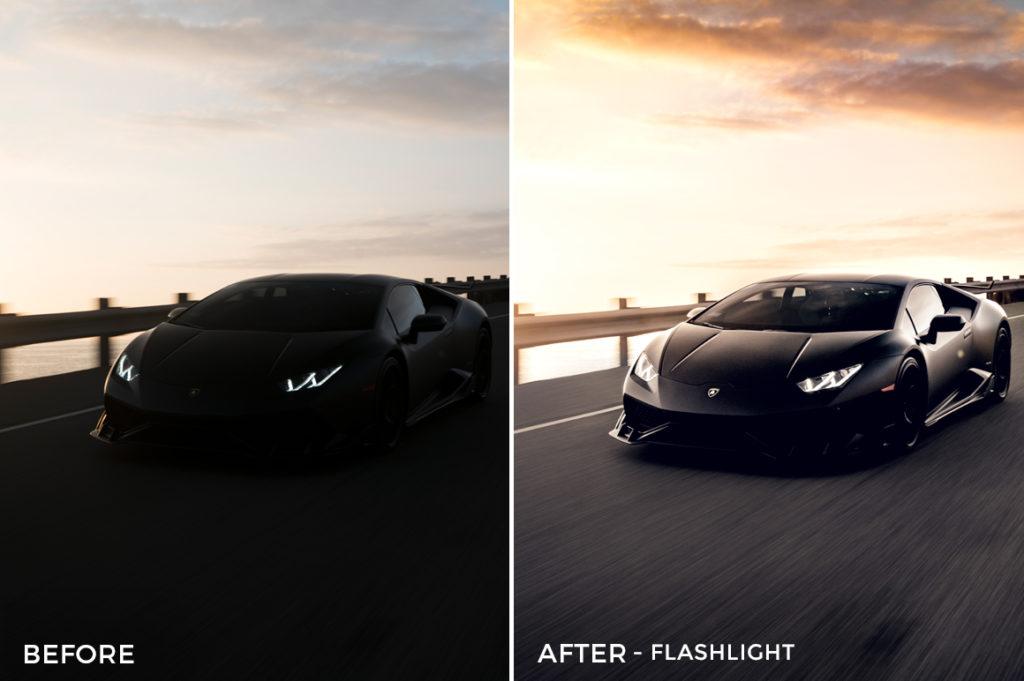 Flashlight - Matt Larson Lightroom Presets Vol. 2 - FilterGrade